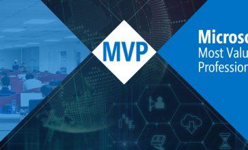 Top 3 MVP – Visual Studio and Development Technologies