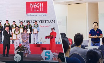 Importance in community contribution in NashTech Vietnam
