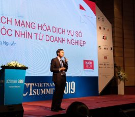 The Vietnam ICT Summit 2019: Digital Transformation Towards A Prosperous Vietnam