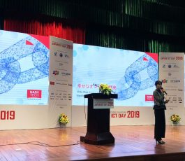 NashTech at Japan ICT Day 2019 in Danang