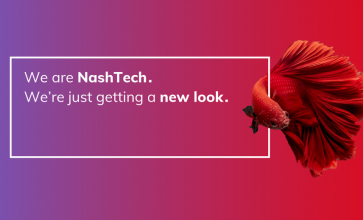 Here comes the brand new look for NashTech