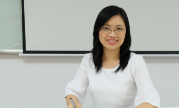 A sharp mind behind a soft appearance – Portraying the determined journey of Quyen Nguyen, Finance Director of NashTech